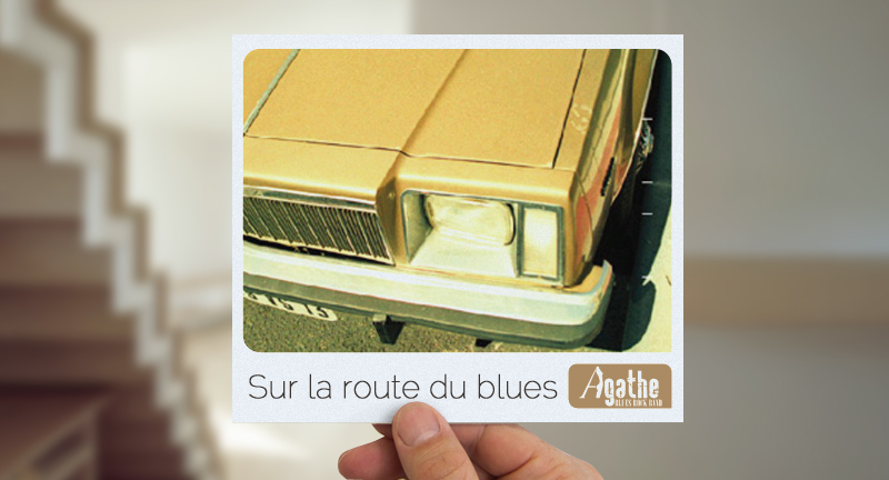 Agathe Blues Band – Charte graphique