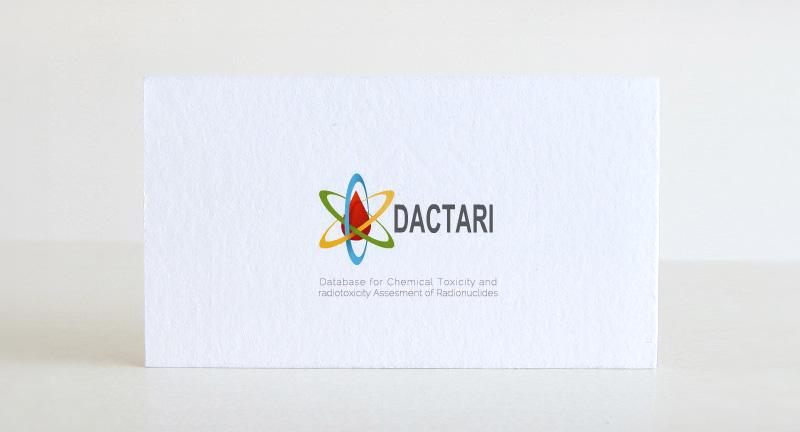 Dactari CEA - Refonte graphique site internet et logo