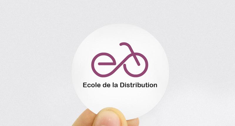 Logo Ecole de la Distribution - La Poste