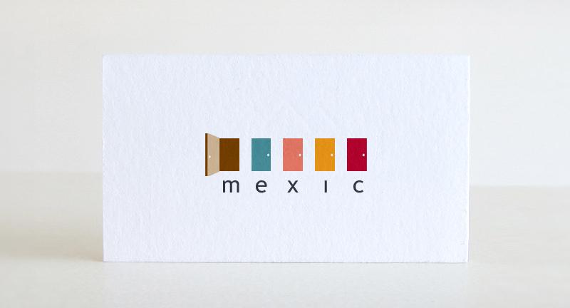 Logo Mexic pour La Poste